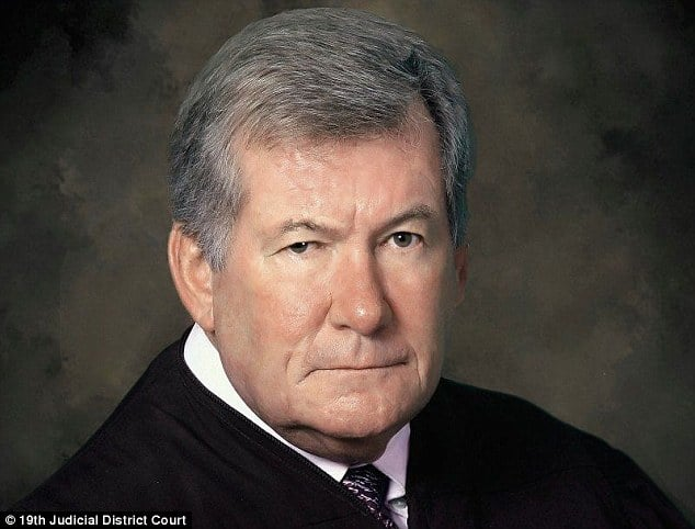 Louisiana judge Mike Erwin