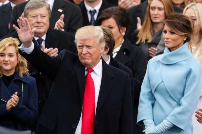 Melania Trump first lady misery