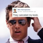Milo Yiannopoulos loses $250K book deal over pedophilia comments as calls to fire him loom