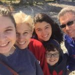 Piotr Rog victims: Pictured, Kevin Crawford (right), his wife, Anita (second left), and their oldest daughter, Kirsten (center) all died in a fatal crash in Des Plaines Thursday.   Read more: http://www.dailymail.co.uk/news/article-4246364/Three-family-members-killed-driver-going-100mph.html#ixzz4ZN63DUom  Follow us: @MailOnline on Twitter | DailyMail on Facebook