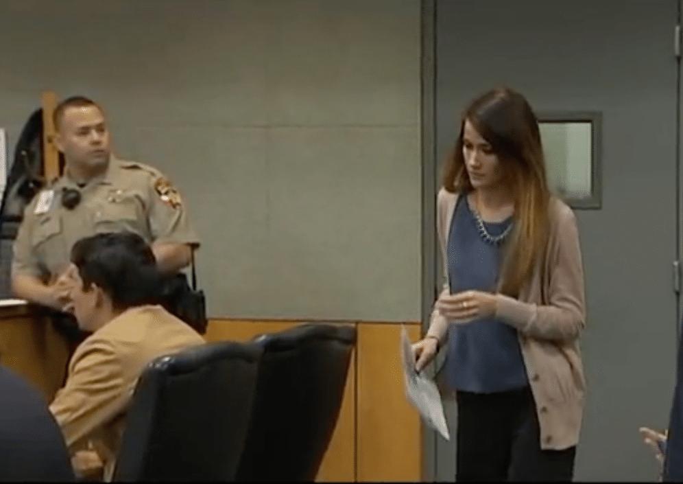 Haeli Wey pleads guilty