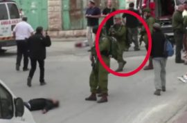 Right decision? Sgt Elor Azaria Israeli soldier sentenced to 18 months for killing unarmed wounded Palestinian