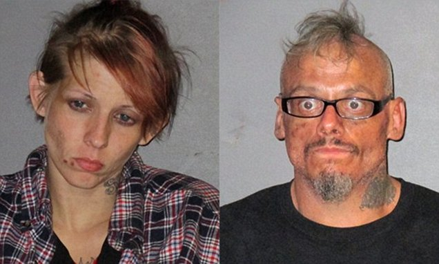Shane White and Lacey Allen: Why we abandoned our five year old daughter