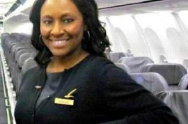 How Shelia Fedrick flight attendant saved girl from human trafficking