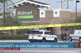 'I felt threatened' WalMart customer fatally shoots thief accused of stealing diapers