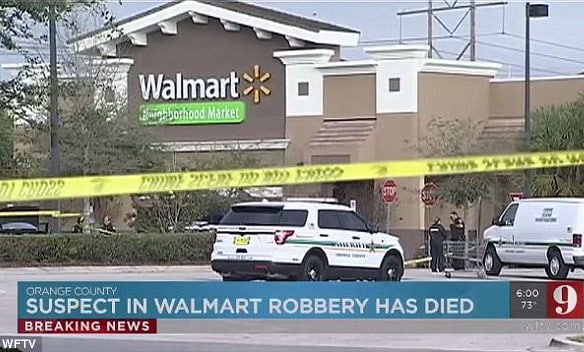 WalMart customer fatally shoots teen accused of stealing diapers