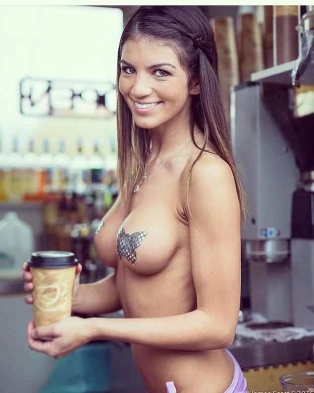 Bikini Beans Espresso baristas