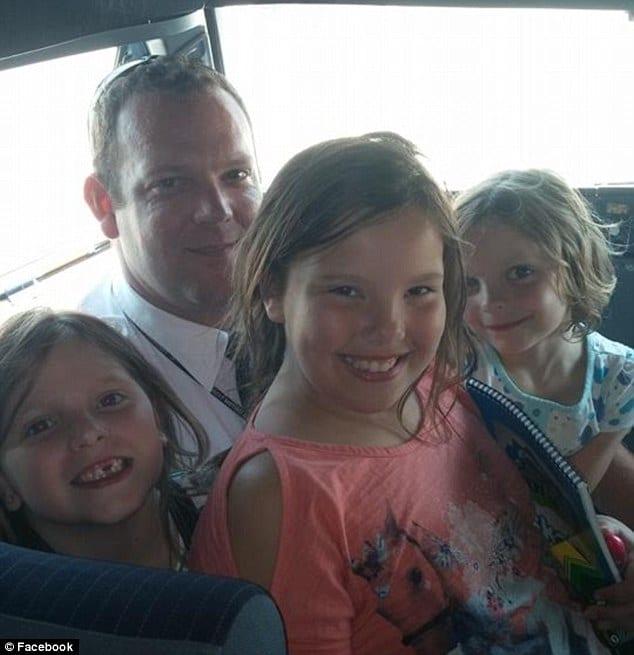 Brian Halye Spirit Airlines pilot