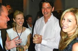 Why? Charles Murphy suicide: Ex Fairfield Greenwich hedge fund boss jumps to death