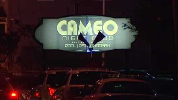 Cincinnati Cameo Nightclub shooting
