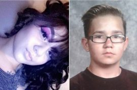 Who murdered Derek Greer and Natalie Partida?