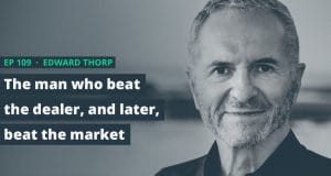Ed Thorp the man who beat the casinos