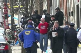 Gene Barrett ex NYPD cop shoots Greenpoint landlord