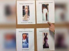 Jacksonville High School good girl prom dress guide