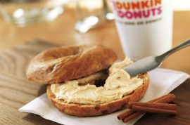 Jan Polanik sues Dunkin Donuts cause they gave him fake butter, wins.