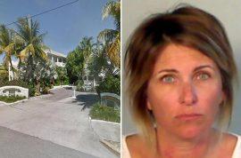 Jennifer Rahe Hickman arrested biting husband during sex