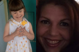 Julia Yates Patterson, Alabama mom and 8 year old daughter die in two separate car accidents 7 miles and half an hour apart