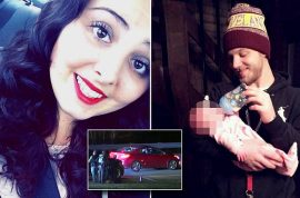 Why? Dakota Steagall shoots girlfriend dead, kidnaps baby before shooting self dead