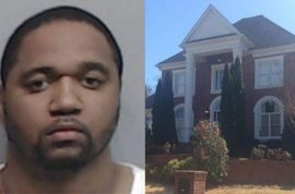 Kenndric Roberts: How I held eight strippers hostage for private dance in my mansion