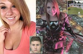 Why? Randy Herman stabs Brooke Preston Florida roommate before leaving to be with boyfriend