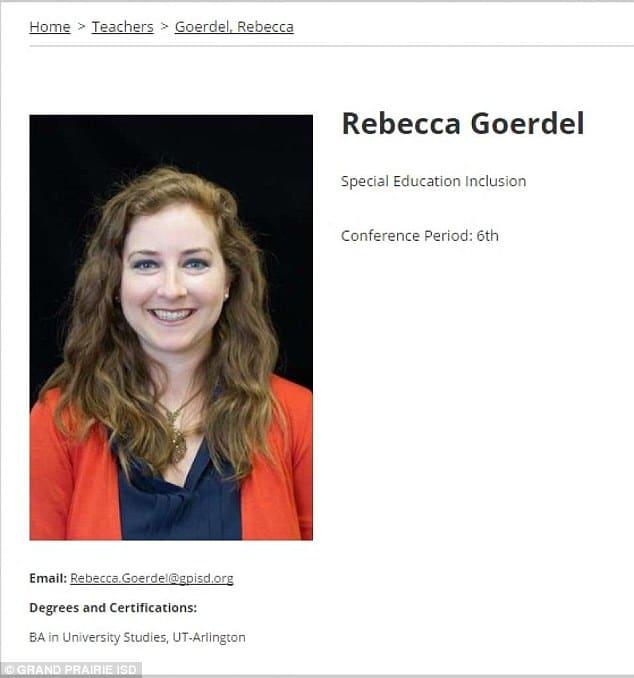 Rebecca Goerdel