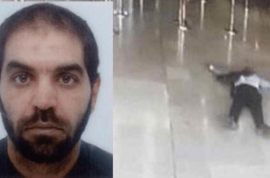 Did Ziyed Ben Belgacem plan Paris Orly airport attack terror plot?