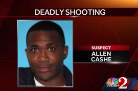 Why? Allen Cashe Sanford shooting: boyfriend shoots girlfriend dead injures family members