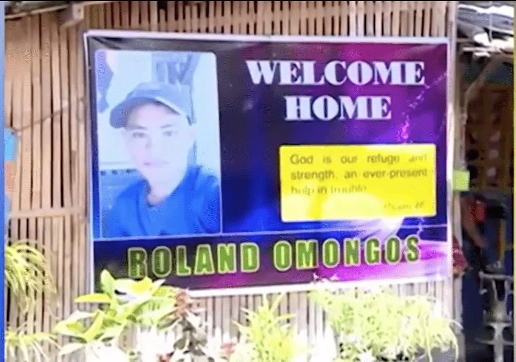 Rolando Omongos Filipino fisherman