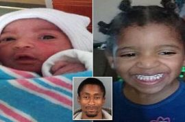 Tillman Freeman: How I murdered my 4 day old baby son and his 2 year old sister and dumped their bodies