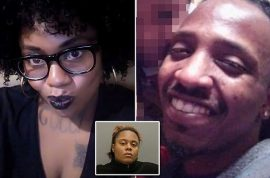 Why? Yasmine Elder kills boyfriend after forcing him to drink bleach