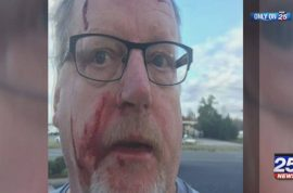 Angela Jones Newark black woman enraged by 'fancy white people' smashes Porsche with hammer