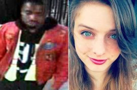 Why? Kimani Stephenson shoves Bonnie Currie down subway, arrested.