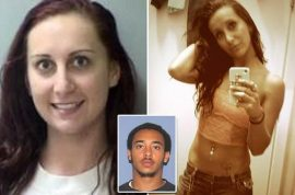 Brittany Carter photos: How I raped a male taxi driver at knifepoint
