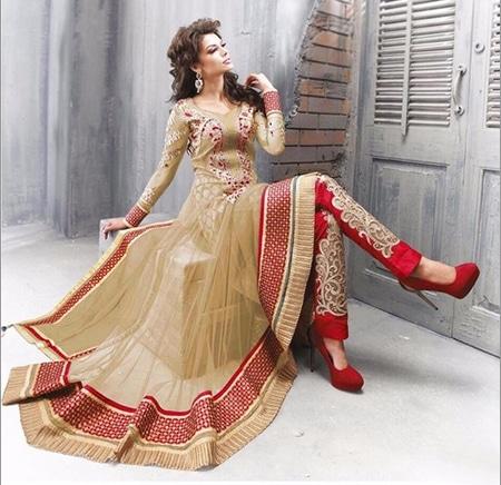 Choosing buying Anarkali Suits,