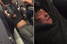 China pissed with United Airlines for yanking Asian doctor