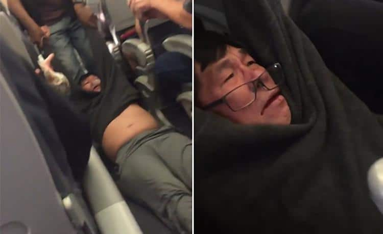 United Airlines removes Asian doctor