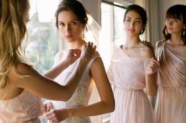 Dress Your Bridal Party Online