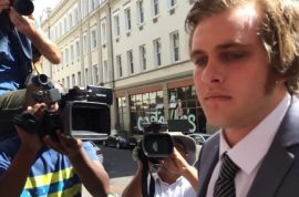 Henri van Breda trial: 'South African parents were killed by laughing attacker'