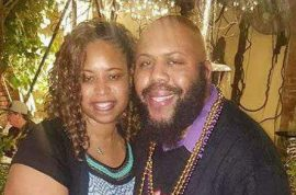 Joy Lane Steve Stephens' girlfriend: 'He's kind and loving'