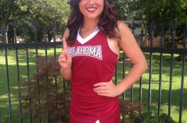 Photos: Micah Madison Parker U of Oklahoma cheerleader pimped out by ex Sooners football player