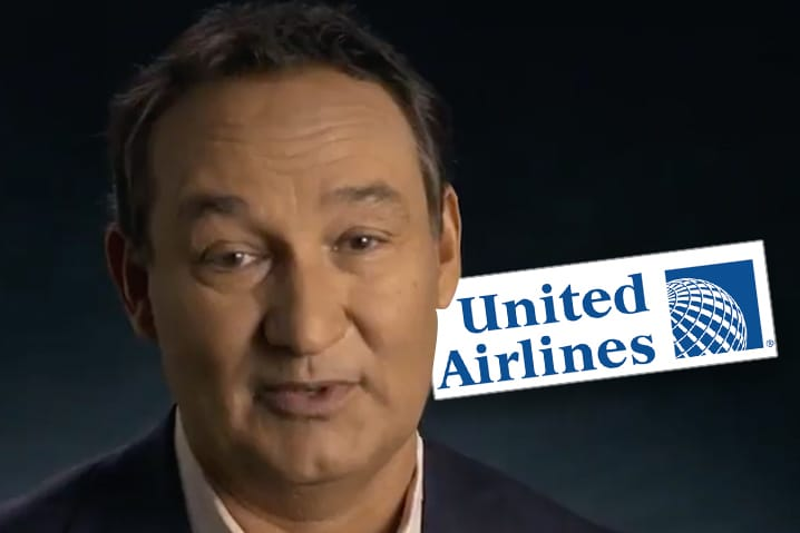 Oscar Munoz United Airlines CEO apology