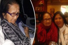 Paz Orquiza: United Airlines kick off disabled 94 year old woman from business to economy for 16 hour flight