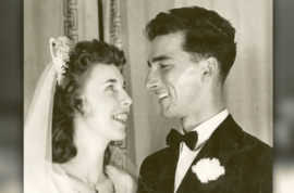 Robert and Odessa Harris die hours apart ahead of 72nd wedding anniversary.