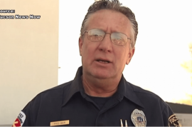 Why? Frederick Bair Tuscon fire captain murder suicide