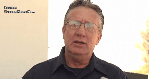 Frederick Bair Tuscon fire captain murder suicide