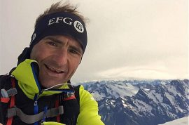 Ueli Steck Swiss Machine dead climbing Mount Everest one last time