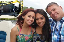 Why did Jeffrey Jemaile Taylor shoot dead girlfriend, sister and dad then self?