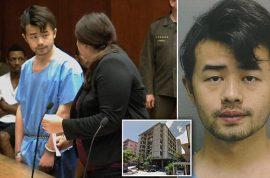 Yu Wei Gong Hawaii son: Why I stuffed my dismembered mom in the fridge