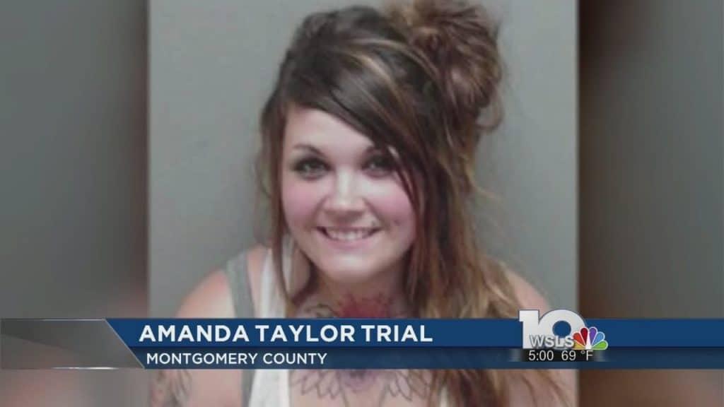 Amanda Taylor selfie killer
