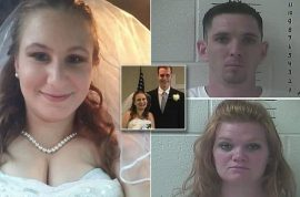 Amy Hammers Brandon Mabery and Tiffany Thibodeaux arrested after fantastic threesome in public